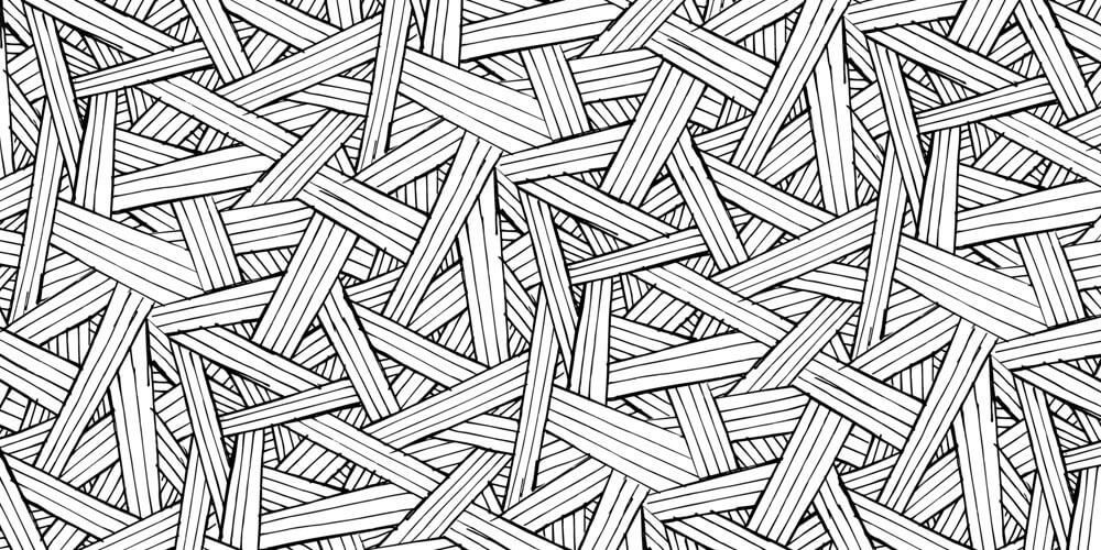 Pattern Wood-chips Studies