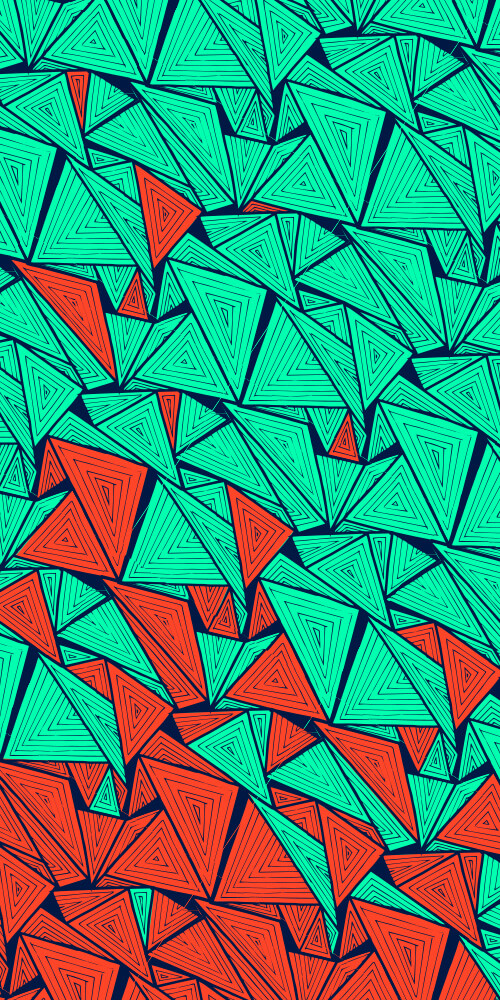 Kiteboard Patterns Paul van Laar