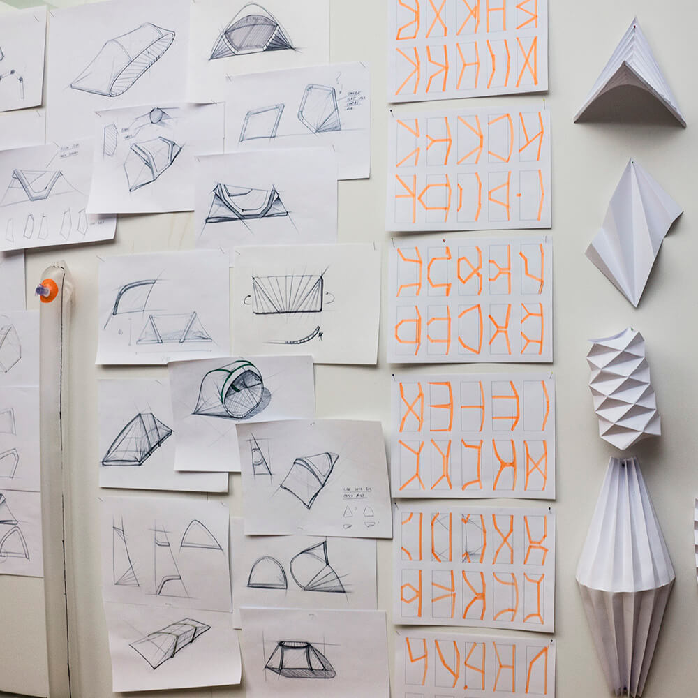 TENDO reasearch inspiration Wall Studies